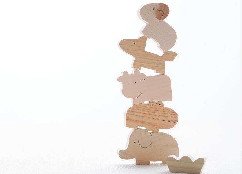 木のおもちゃ出産祝い