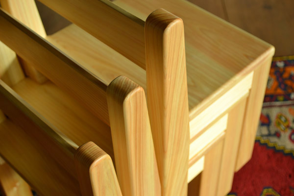 木製 子供椅子 便利