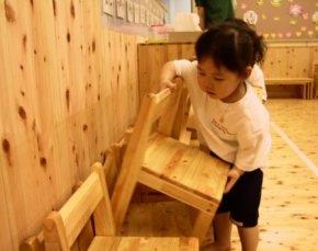 子どもいす木製