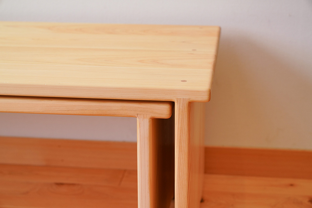 長テーブル