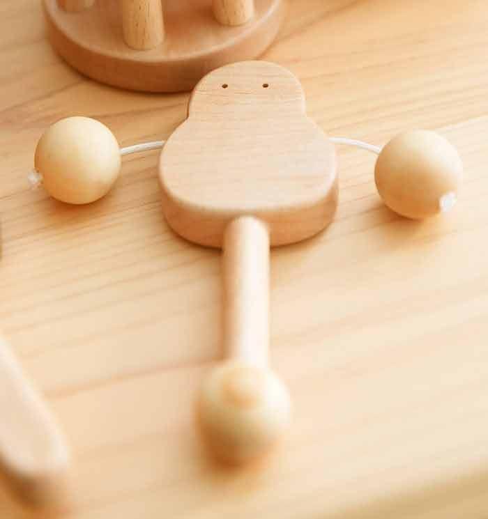 木製玩具 ベビー