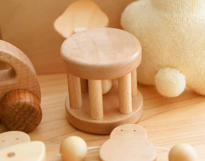 ベビー 木製玩具