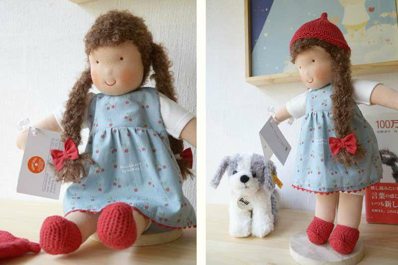 フィルシャー人形