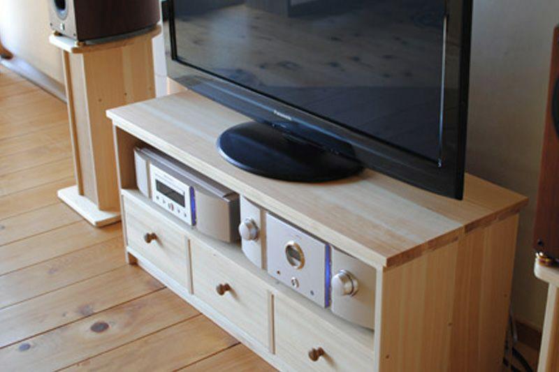 引き出しテレビ台 幅1050