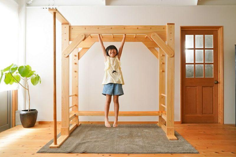 木製室内用 うんてい