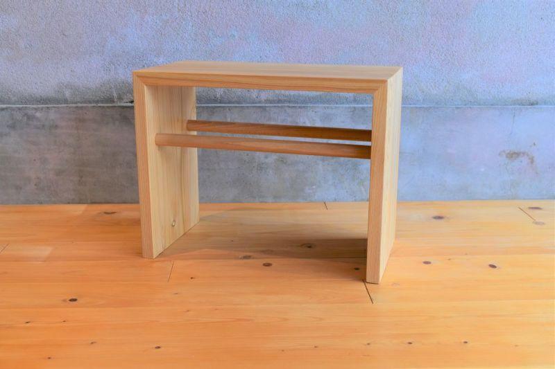 スツール兼用ワークテーブル
