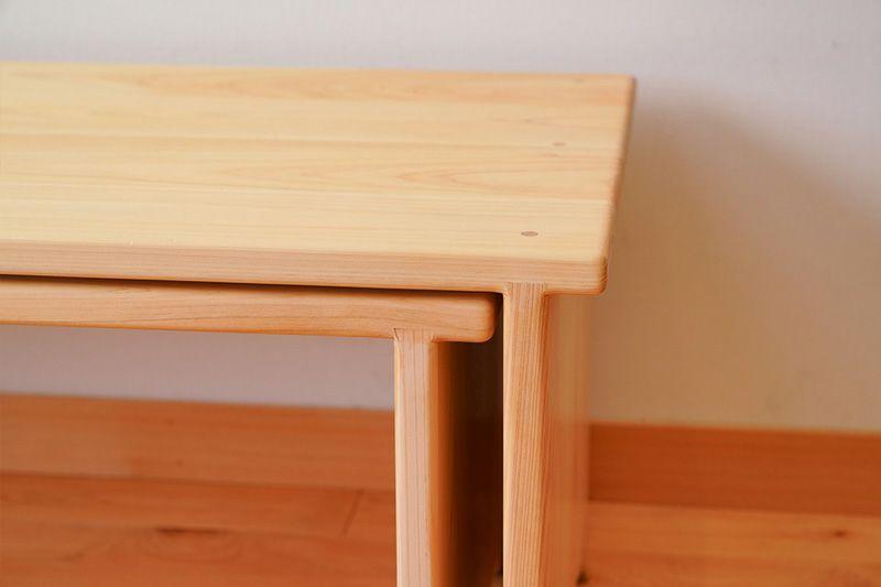 長テーブル 4枚セット