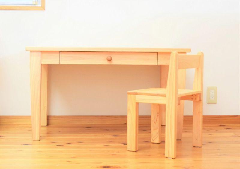小さい頃の机2020 椅子付き
